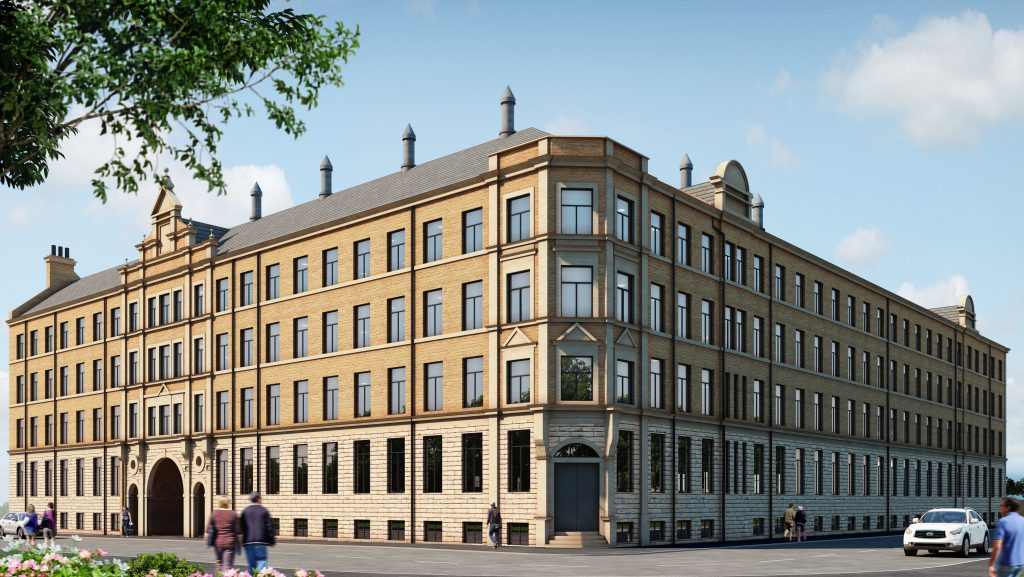 priestley homes conditioning house bradford city centre