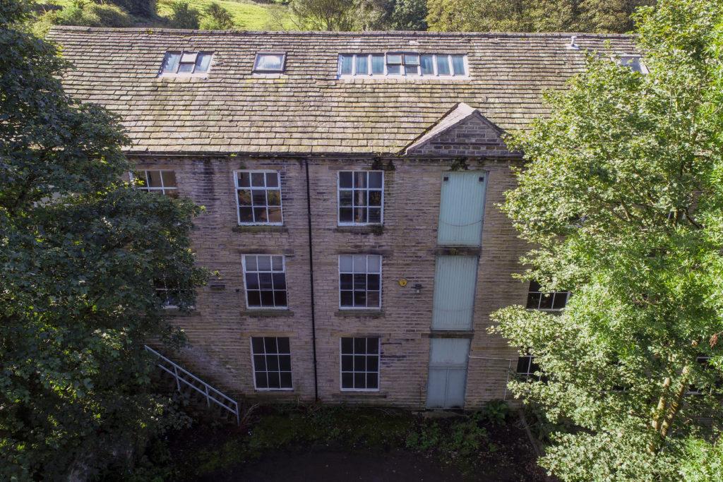 Green Lane Mill exterior