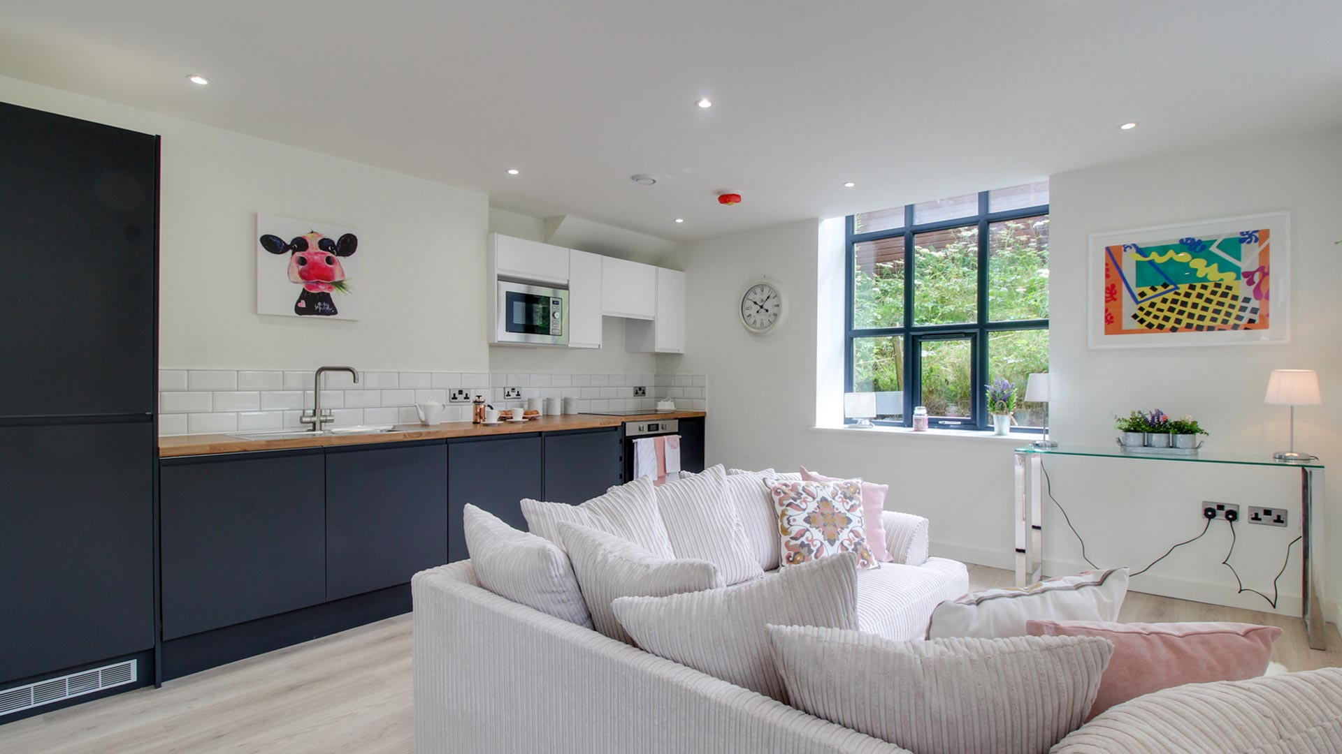 green lane mill conversion completes