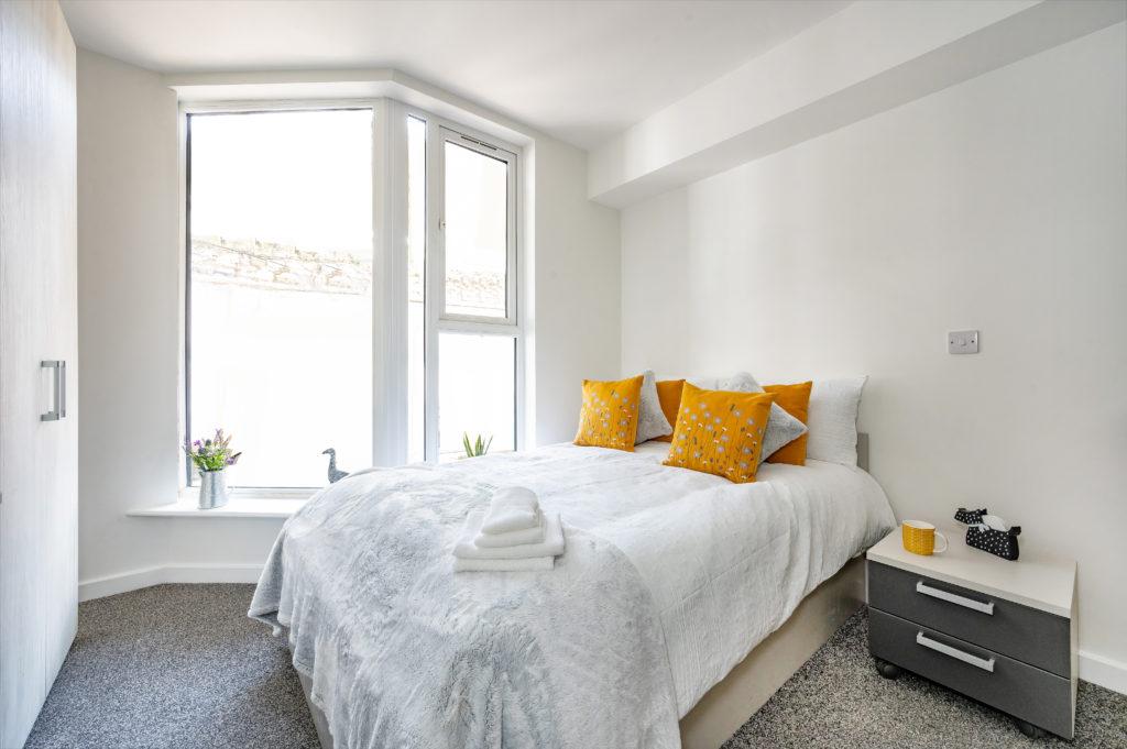 Cable-street-Bedroom-window-view